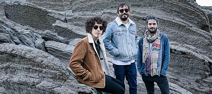 Con X The Banjo, conciertos en San Fermines, Tudela, Burgos, Lugo, Estella...