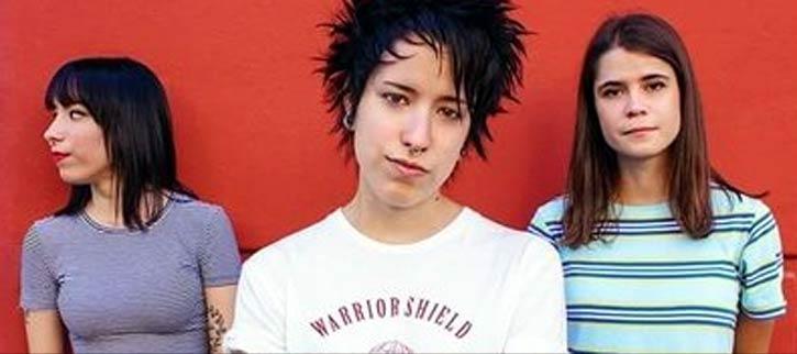 Estrogenuinas, punk pop femenino con conciertos en Vigo, Zaragoza...