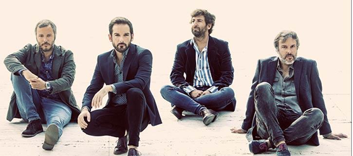 Full anuncia conciertos en Sevilla, Madrid, Málaga... con el disco Capadocia