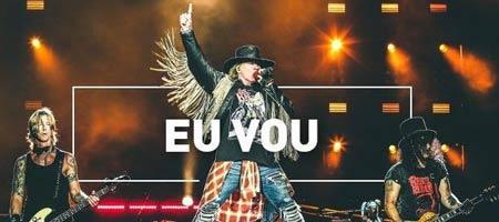 Guns N Roses aplaza conciertos en Sevilla y Lisboa