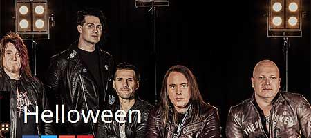 Helloween, conciertos en Madrid y Barcelona con United Alive World Tour Part II