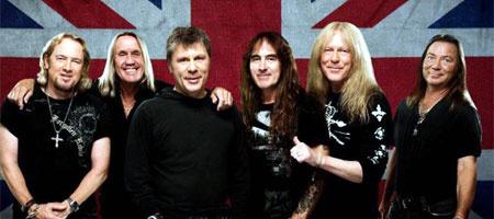 Iron Maiden en Madrid en 2018