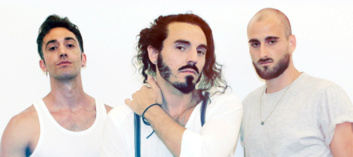 Isla Iglú, grupo balear, darán concierto en Palma de Mallorca