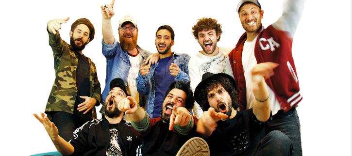 Jamones con Tacones, concierto en Murcia, sala REM