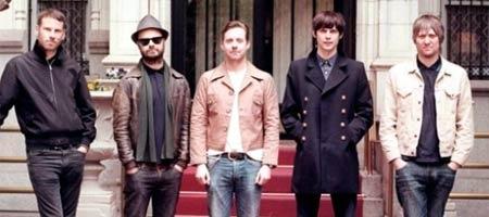 Kaiser Chiefs anuncian conciertos en Madrid y Barcelona