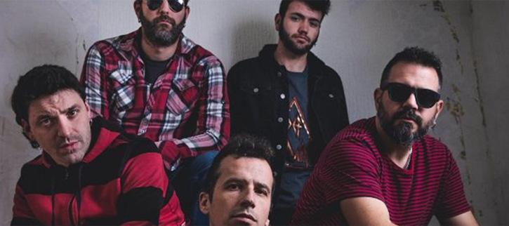 Kalandrakas, grupo rock de Madrid, estrena disco, Hiperkinético