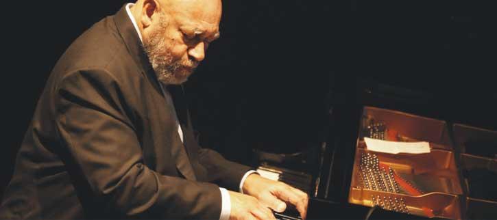Kenny Barron, conciertos jazz en Barcelona, en Jamboree Grec, entradas a 35 euros