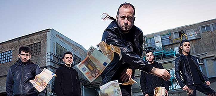 Koakzion, concierto en Zaragoza con Los De Marras y nuevo video