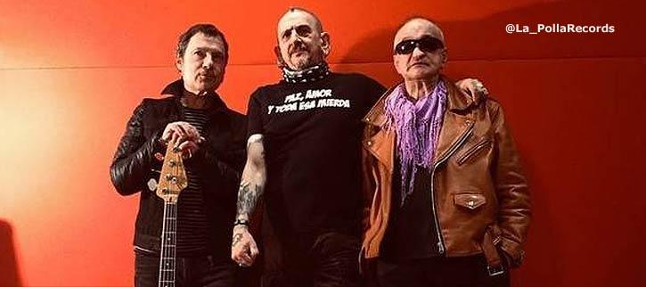 La Polla Records para su concierto en Chile por invasión del escenario
