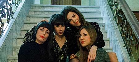 Las Odio presentarán nuevo disco, Autoficción, en el Primavera Sound 2019