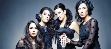 Las Migas, conciertos de flamenco mestizo en Madrid y Barcelona