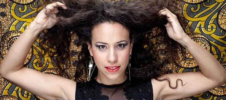La Yegros, cantante de mestizaje, dará conciertos en Vitoria, Bilbao, Madrid...