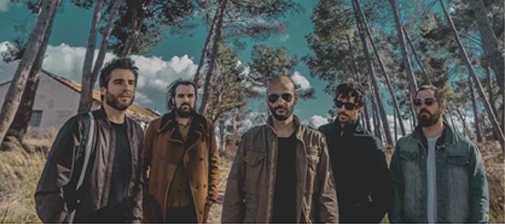 Linqae, indie rock desde Valencia, con conciertos en Almansa, Murcia, Madrid...
