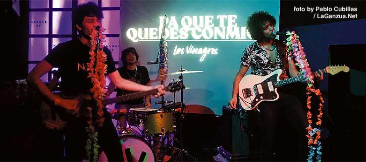 Los Vinagres, así fue su verbenita en Madrid al presentar Pa Que Te Quedes Conmigo