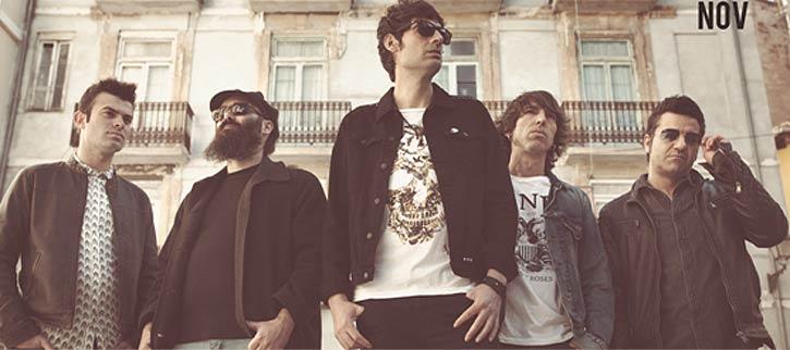 Malsujeto concierto gratis en Valencia para presentar el disco La Armonía del Caos