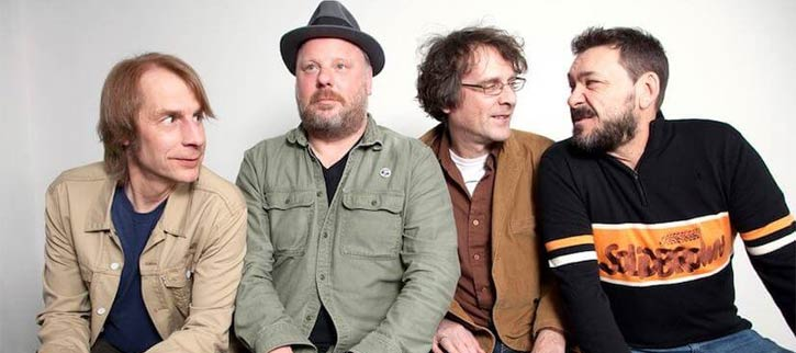 Mudhoney actuará en Barcelona, Benidorm, Madrid y Sevilla en setiembre, entradas ya a la venta