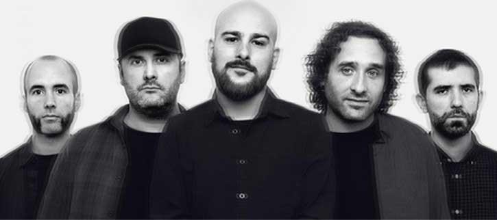 Noiah, concierto en Madrid, fin de la gira Pulsos y adiós de Chus M. Bernabé, su bajista