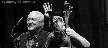 Paquito D Rivera en concierto en Santiago de Compostela Marzo 2018. Crónica Concierto