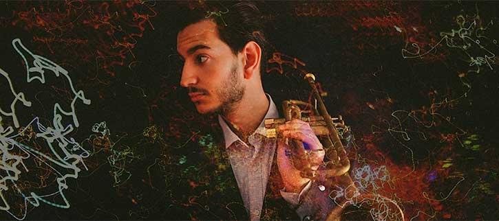 Pere Navarro, trompeta jazz con conciertos en Ibiza, Malanga Café