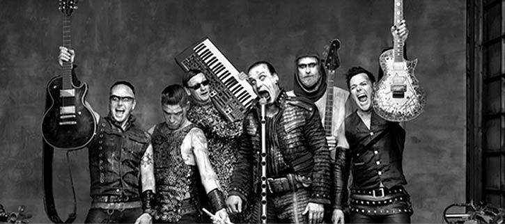 Rammstein, concierto en Barcelona, entradas a la venta el 8 de noviembre