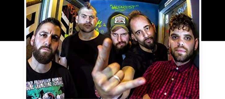 Sinaia, conciertos rock con el disco Solo Humanos
