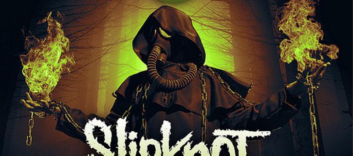 Slipknot arrasan con este vídeo de Unsainted, del nuevo disco