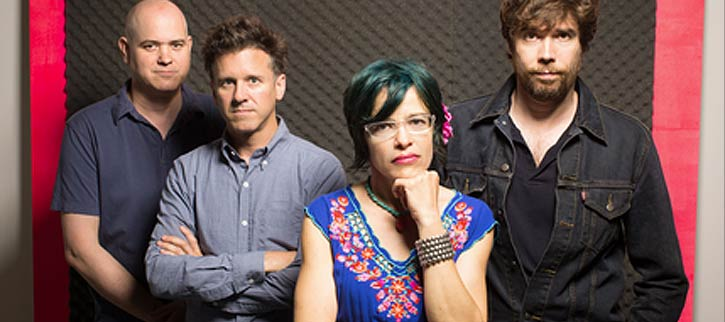 Superchunk, concierto en Madrid con The Ships, entradas a 18 euros
