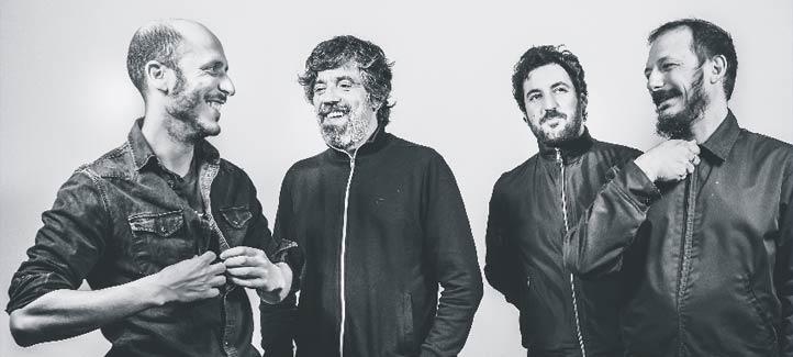 Tachenko, conciertos en Barcelona, A Coruña, Madrid... y nuevo disco