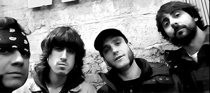 Turbofuckers, desde Bilbao, estrenan disco, Rocknrollers