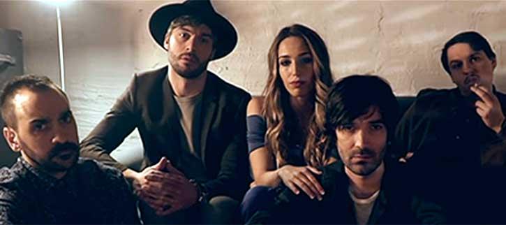 Zabriskie, conciertos en Cáceres y Badajoz con Hombre Tigre, lanzan Latitud