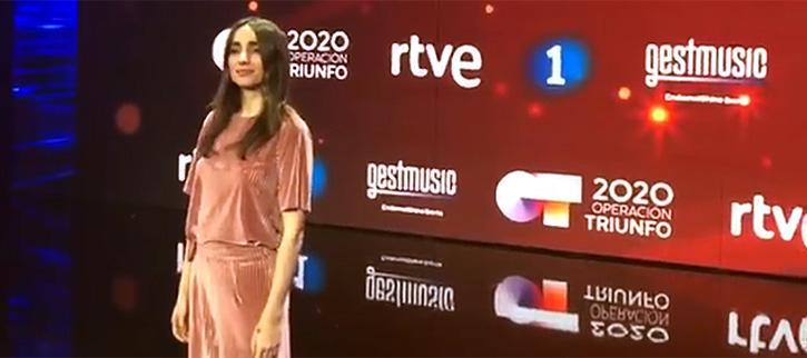 Zahara en Operación Triunfo de profesora, dossier: otro talento indie en OT